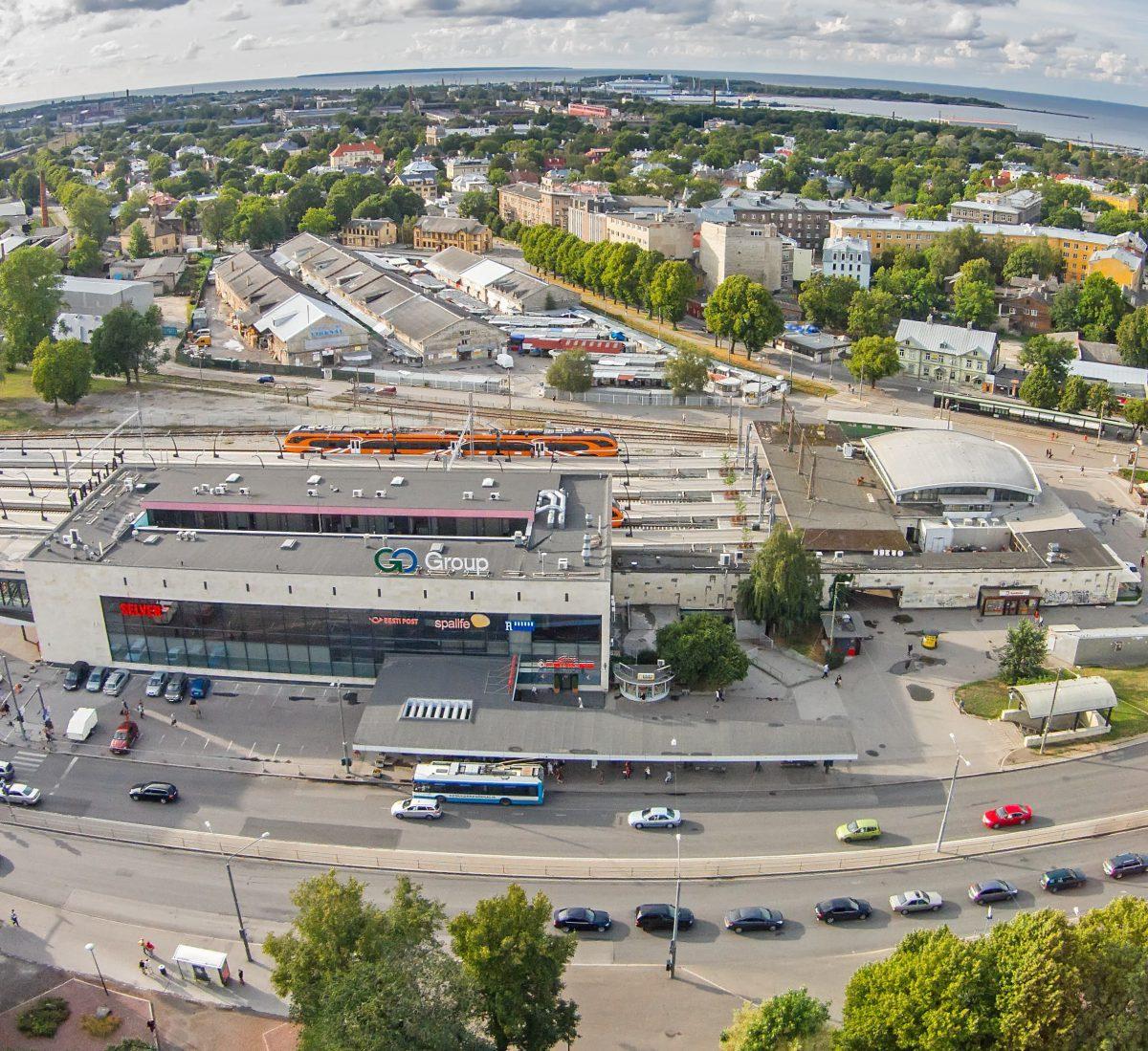 71aaff78184 Teenused - Balti jaam
